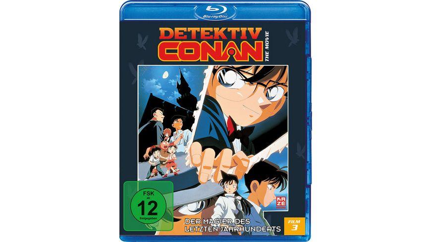 Detektiv Conan 3 Film Der Magier des letzten Jahrhunderts
