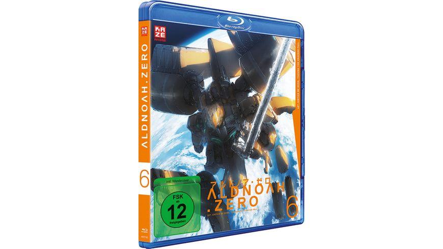 Aldnoah Zero 2 Staffel Blu ray 6