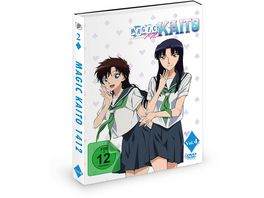 Magic Kaito 1412 Vol 4 Ep 19 24 2 DVDs