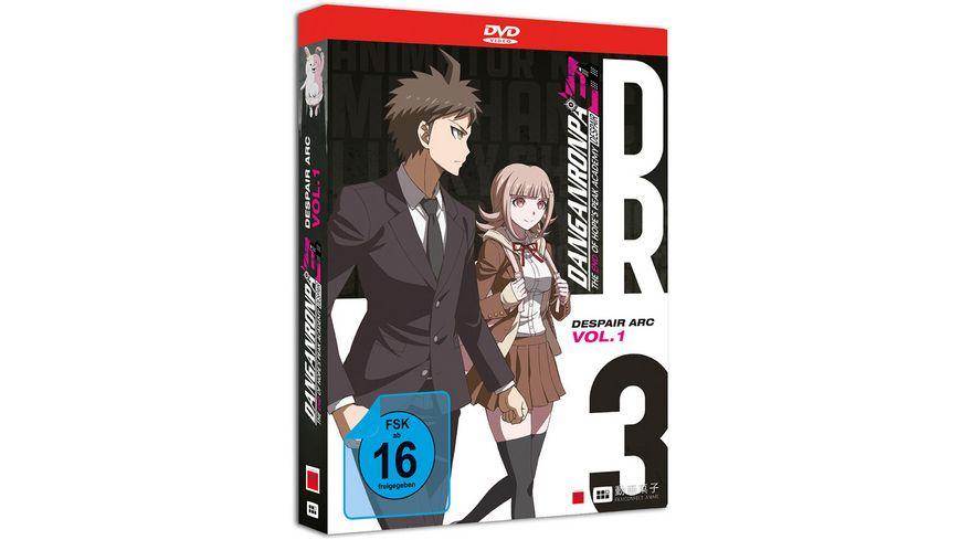 Danganronpa 3 Despair Arc DVD 1