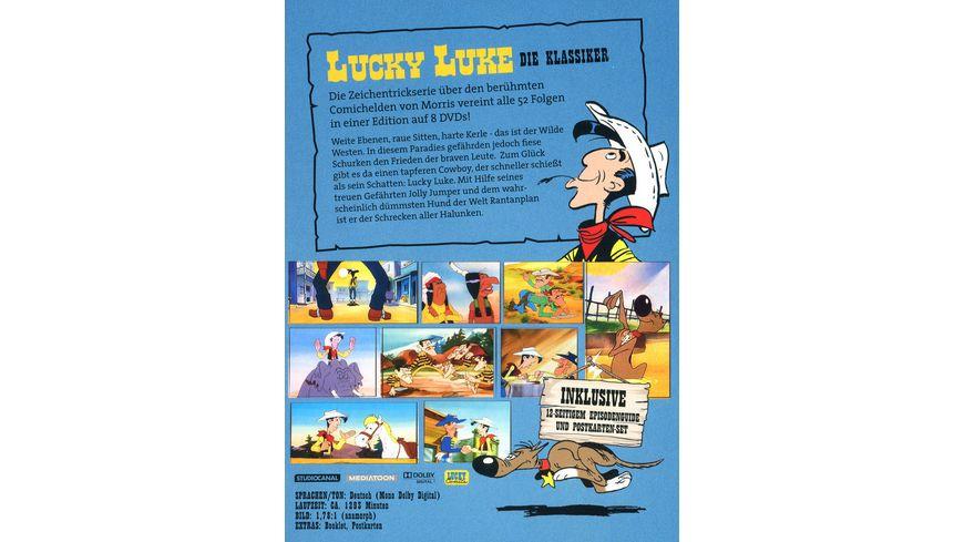 Lucky Luke Die Klassiker Die komplette Serie 8 DVDs
