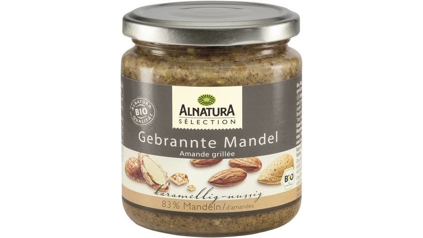 Alnatura Selection Gebrannte Mandel