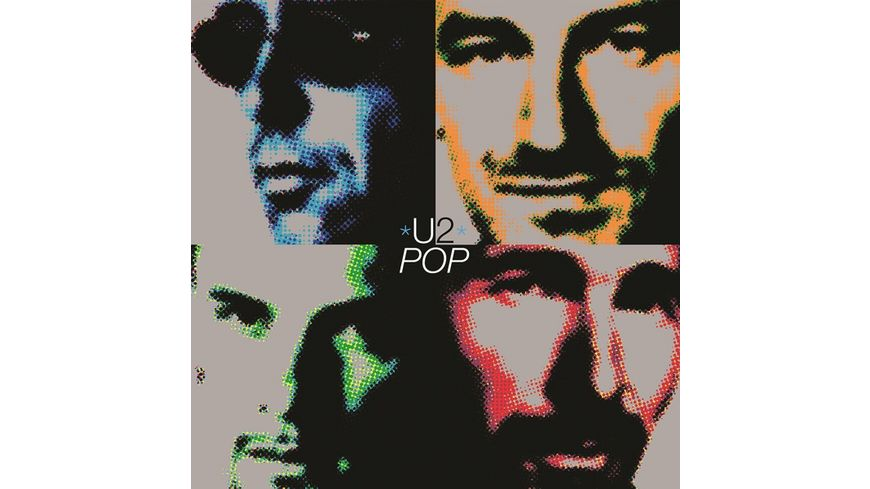 Pop Remastered 2017 LP