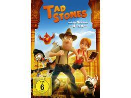 Tad Stones und das Geheimnis von Koenig Midas