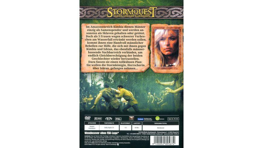 Stormquest Die Rache der Amazonen