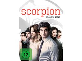 Scorpion Staffel 3 6 DVDs