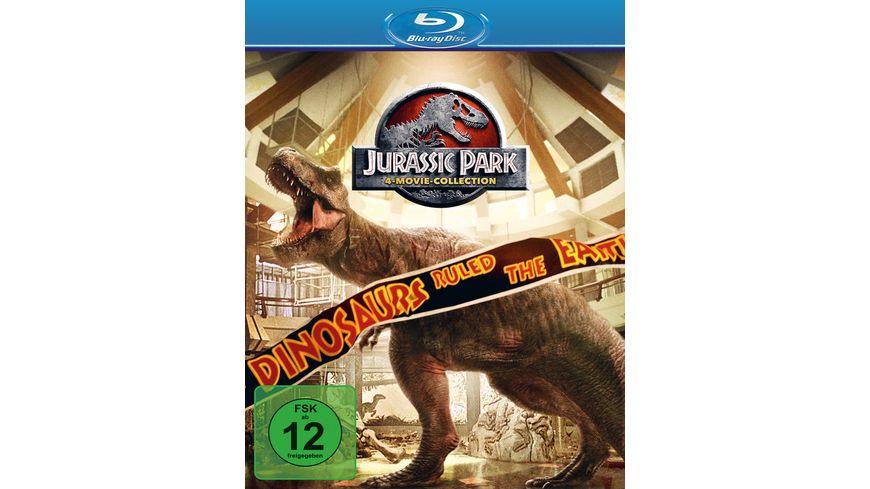 Jurassic Park 1 3 Jurassic World 1 4 BRs