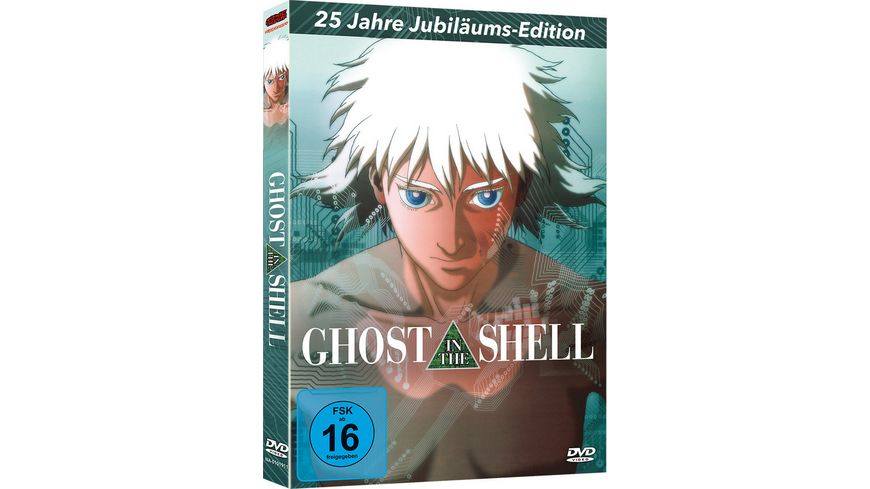 Ghost in the Shell 25 Jahre Jubilaeums Edition