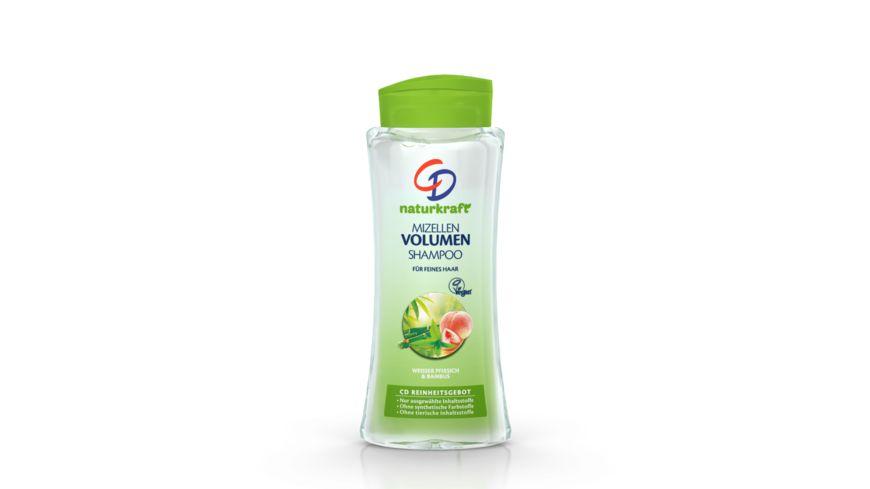 CD naturkraft Volumen Shampoo