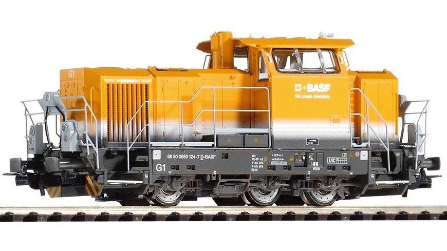 PIKO 52657 Diesellok Vossloh G6 BASF MTU Wechselstromversion