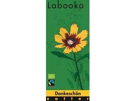 Labooko Dankeschoen Karamell Kaffee
