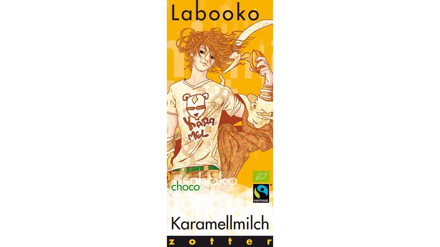 Labooko Karamellmilch