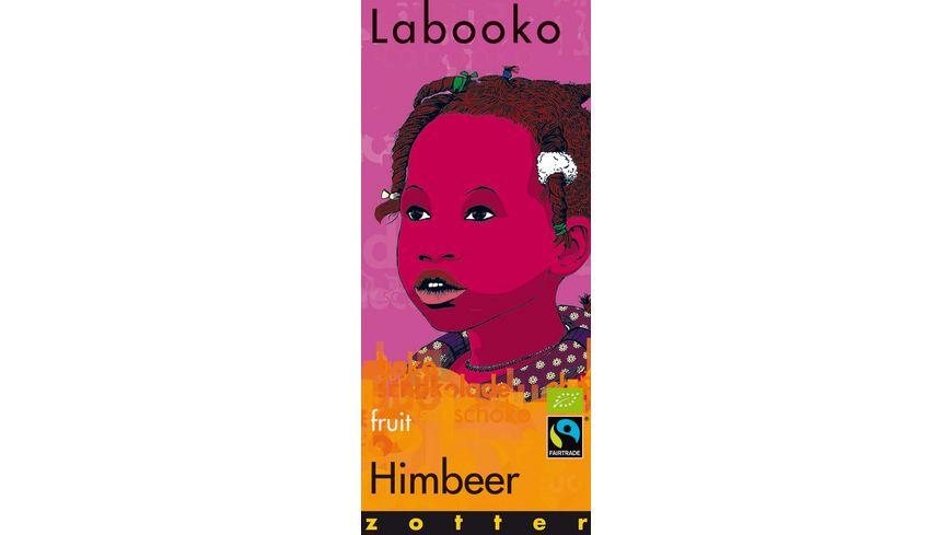 Labooko Schokolade Himbeer