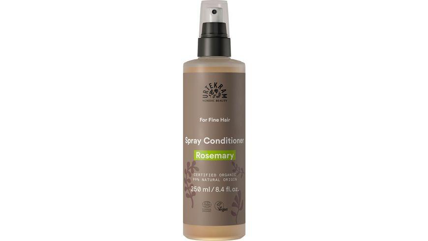 URTEKRAM Rosemary Leave-In Spray Conditioner