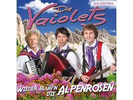 Wieder bluehen die Alpenrosen