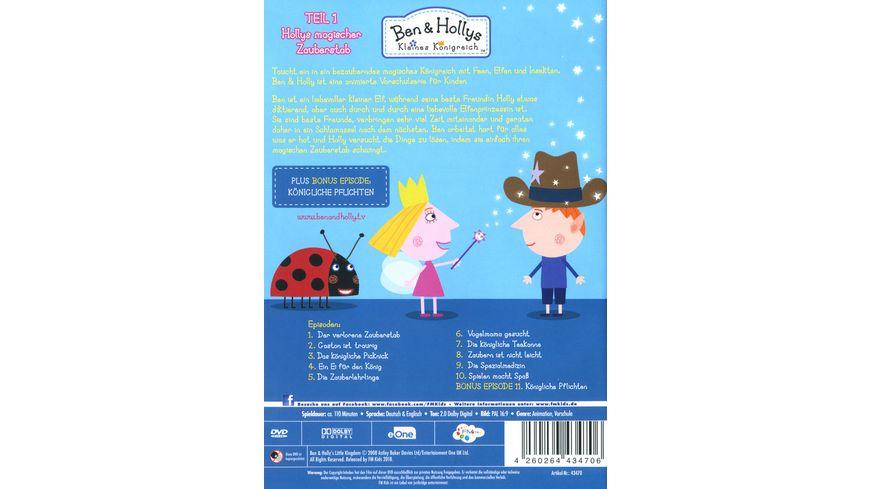Ben Hollys Kleines Koenigreich 1 Hollys magischer Zauberstab