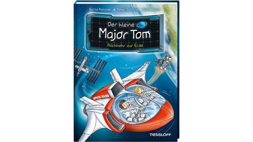 Der kleine Major Tom Band 2 Rueckkehr zur Erde