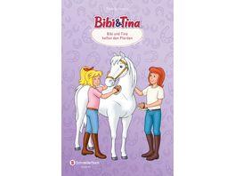 Buch Egmont Bibi Tina Bibi Tina helfen den Pferden