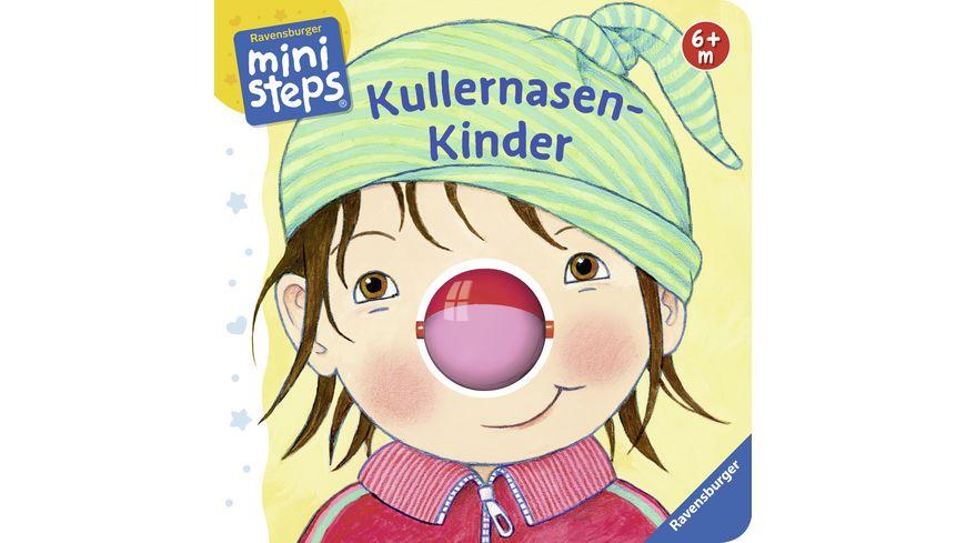 Ravensburger ministeps Kullernasen Kinder