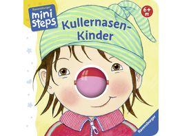 Ravensburger Buch ministeps Kullernasen Kinder