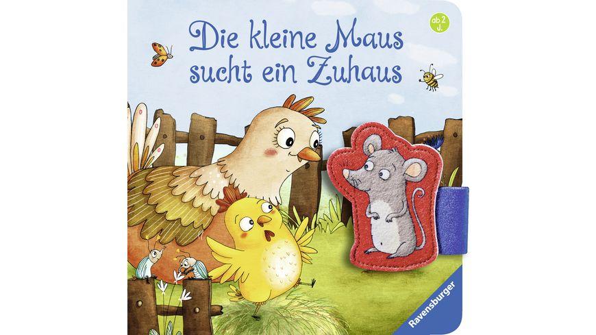 Ravensburger Die kleine Maus sucht ein Zuhaus