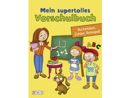Buch Nelson Verlag Mein supertolles Vorschulbuch