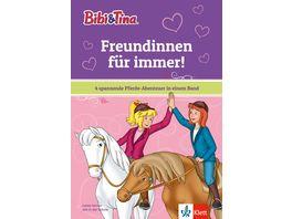 Buch Klett Lerntraining Bibi Tina Freundinnen fuer immer