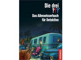Die drei Das Alleswisserbuch fuer Detektive