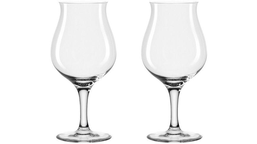 LEONARDO Biertulpen Taverna 2er Set 330ml