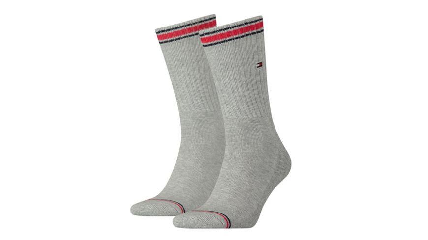 TOMMY HILFIGER Herren Sport Socken Iconic 2er Pack