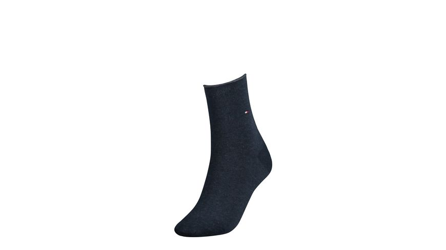 TOMMY HILFIGER Damen Socken Cotton