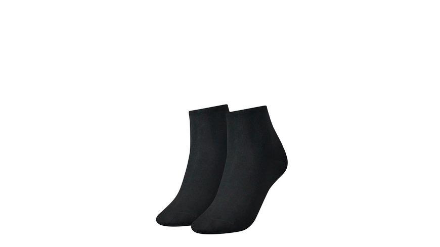 TOMMY HILFIGER Damen Socken Short Casual 2er Pack