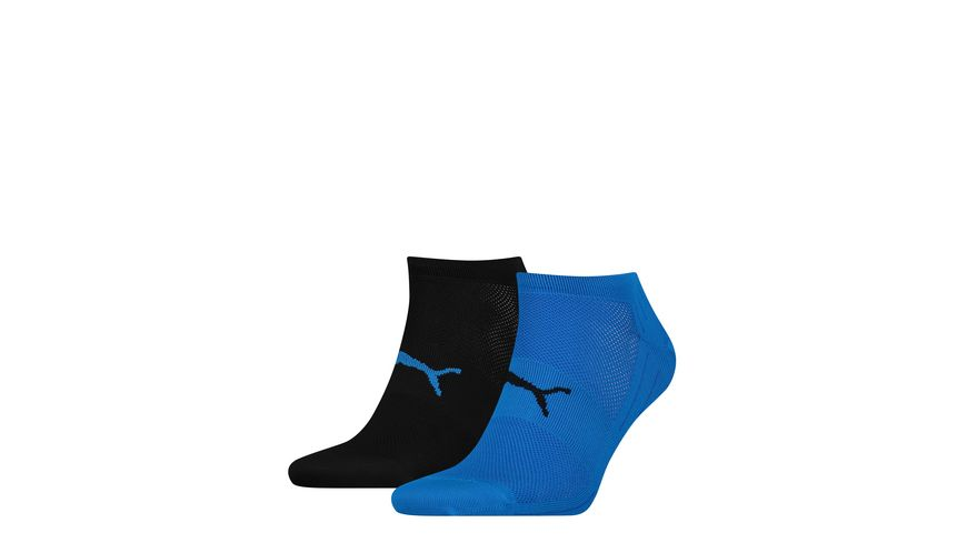 PUMA Unisex Sportsocken Sneaker Socken Performence Train Light