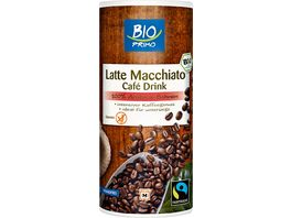 BIO PRIMO Fairtrade Latte Macchiato