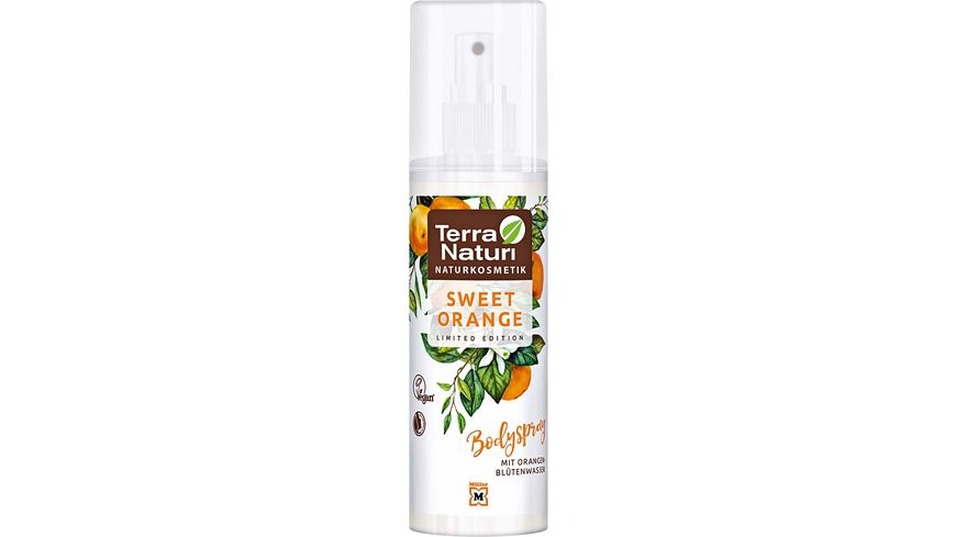 Terra Naturi Bodyspray Sweet Orange