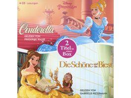 Disney Prinzessin Die Schoene und das Biest Cind