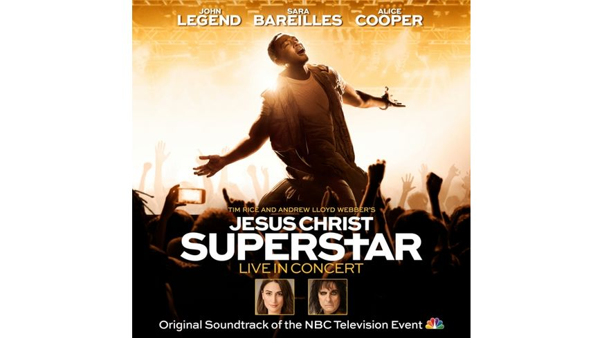 Jesus Christ Superstar Live in Concert OST Telev