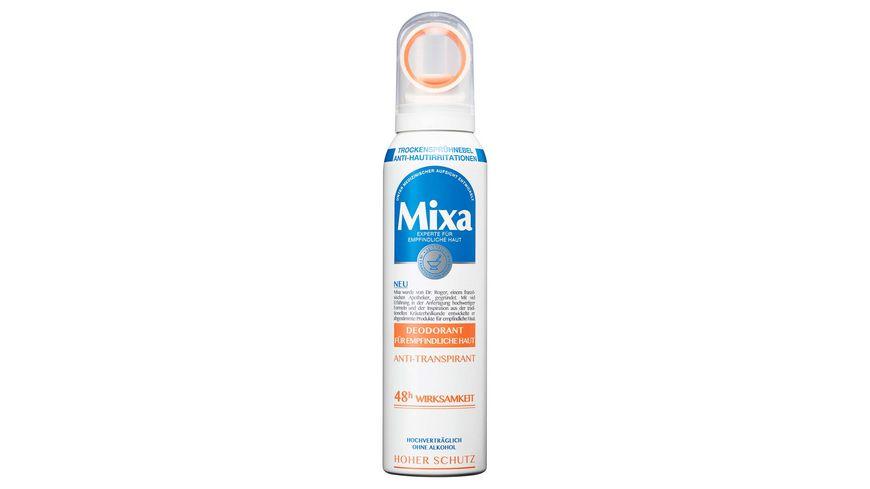 Mixa Anti Transpirant Deodorant Spray