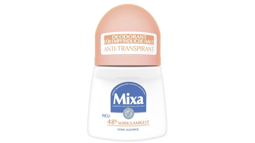 Mixa Anti Transpirant Deodorant Roll On