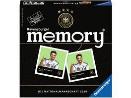 Ravensburger Spiel memory Die Nationalmannschaft 2018