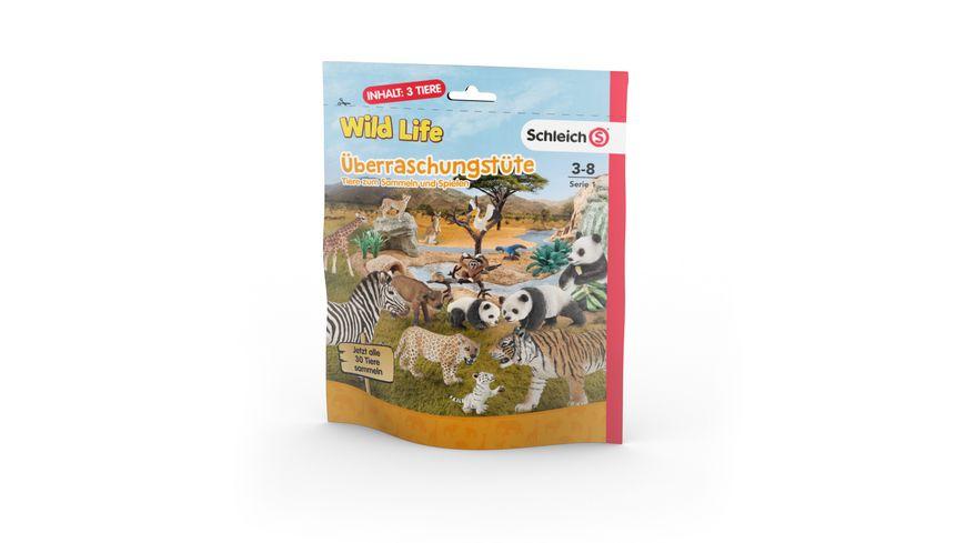 Schleich Wild Life Ueberraschungstuete Serie 1