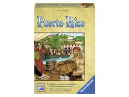 Ravensburger Spiel Puerto Rico