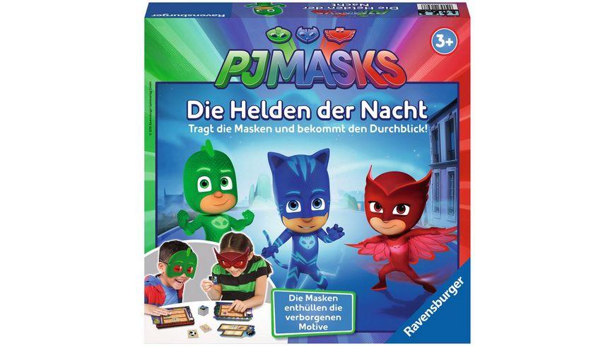 Ravensburger Spiel PJ Masks Die Helden der Nacht