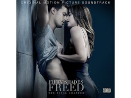 Fifty Shades Of Grey 3 Befreite Lust Ost 2LP