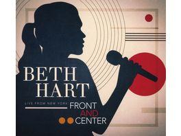 Front And Center Live From New York CD DVD