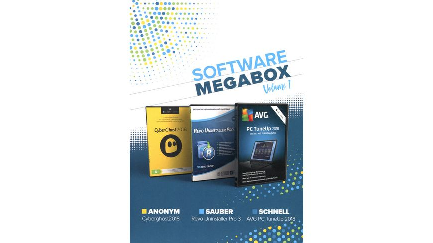 Software Megabox Vol 1