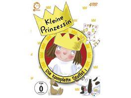 Kleine Prinzessin Staffel 1 4 DVDs
