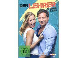 Der Lehrer Die komplette 6 Staffel 3 DVDs