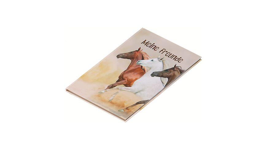PAGNA Freundebuch Wildpferde