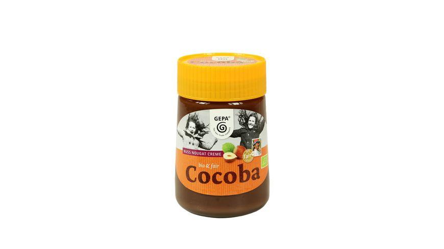 GEPA Bio Cocoba Nuss Nougat Creme